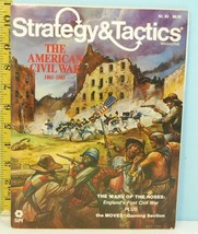 S&T #93: The American Civil War 1861-65 TSR 1983 Unpunched - $23.76