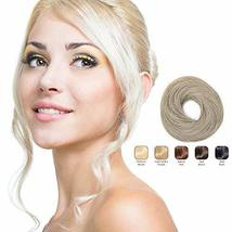 Hollywood Hair Classic Hair Bun   Hair Extension Piece (Tie-in)   Multip... - $10.77