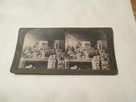 Artist decorating Porcelain Ware Trenton New Jersey NJ  Stereoview Card - $14.99