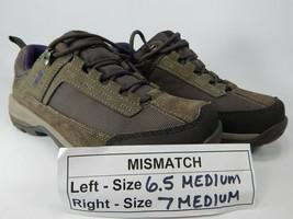 MISMATCH Teva Gannett Sz 6.5 M (B) Left & 7 M (B) Right Women's WP Hiking Shoes
