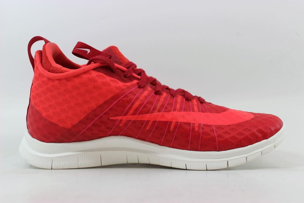 46c1c019271cd ... Nike Free Hypervenom 2 FS Gym Red Light Crimson-Ivory 805890-600 Men s  ...