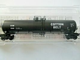 Micro-Trains # 11000510 Cotton Belt 56' General Service Tank Car N-Scale image 1