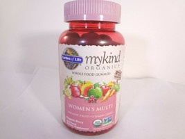 Garden of Life mykind organics Women's Multi 120 Vegan Gummy Drops {VS-G} - $23.38
