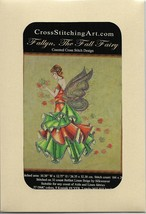 """FALLYN - THE FALL FAIRY"" COMPLETE XSTITCH MATERIALS - $79.19"