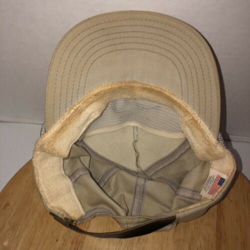 Vintage DUCKS UNLIMITED Sponsor 80s USA Hat Cap Strapback Dorfman Pacific ROPE image 11