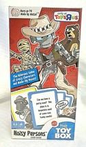 Noisy Persons Card Game New Sealed Mattel Kid Friendly Version Utter Nonsense - $10.99