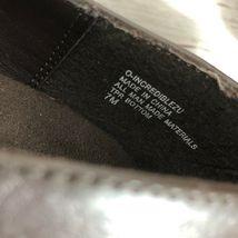 Nine West Brown Block Heel Loafer - Size 7 image 6