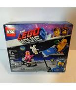 LEGO 70841 Movie 2 Benny's Space Squad 68pcs - $19.80