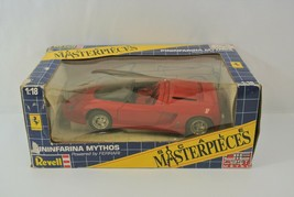 Revell Scale Masterpieces Pininfarina Mythos Diecast Car 1:18 Ferrari 1991 China - $38.52