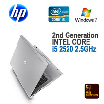 "HP 8460p Notebook Laptop 14"" / i5-2520m 2.40 GHz /8GB / 240 GB SSD / Win... - $338.58"