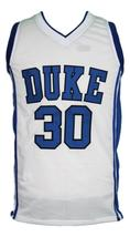 Seth Curry #30 College Basketball Jersey Sewn White Any Size image 1