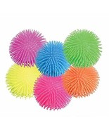 Rhode Island Novelty Puffer Balls Assorted Colors Set of 12 - $18.38