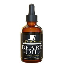 Best Sandalwood Beard Oil & Conditioner for Men - 2 oz - Urban Cowboy image 1