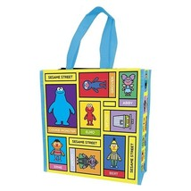 Sesame Street Characters Art Images Small Insulated Shopper Tote Bag, NE... - $11.41