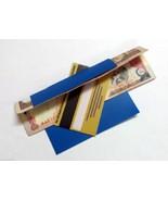 Credit Card Thru Bill Magic Trick - Carry With You Everywhere - $6.95