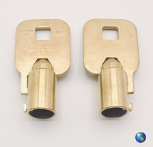 1137B Key Blanks for Various Products or Models by Chicago and others (4... - $9.95