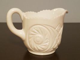 Vintage Westmoreland White Glass Milk Glass Creamer - $9.85