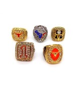 5 Piece Texas Longhorns National Championship Ring - $74.30