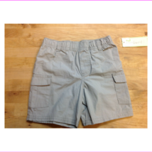 First Impressions Baby Boys Shorts, Light Granite, Size 24M - $4.40