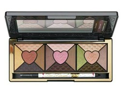 Too Faced love palette true love pure love and forbiden love new in box ... - $27.71
