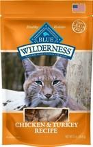 Blue Buffalo Wilderness Chicken & Turkey Cat Treats - $19.99