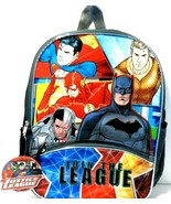 Justice League Large Backpack NEW! - $7.07