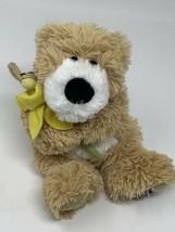 """Boyds Bear Plush American Cancer Society Daffodil Days 2008 Stuffed Animal 7"""" - $12.99"""