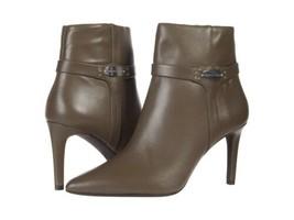 Michael Michael Kors Women Ankle Bootie Finley Flex Mid Size US 8.5M Elephant - $74.00