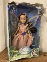 "New In Damaged Box Disney Store Fairies Fira Doll Tinkerbell Friend 2006 9"" - $49.49"