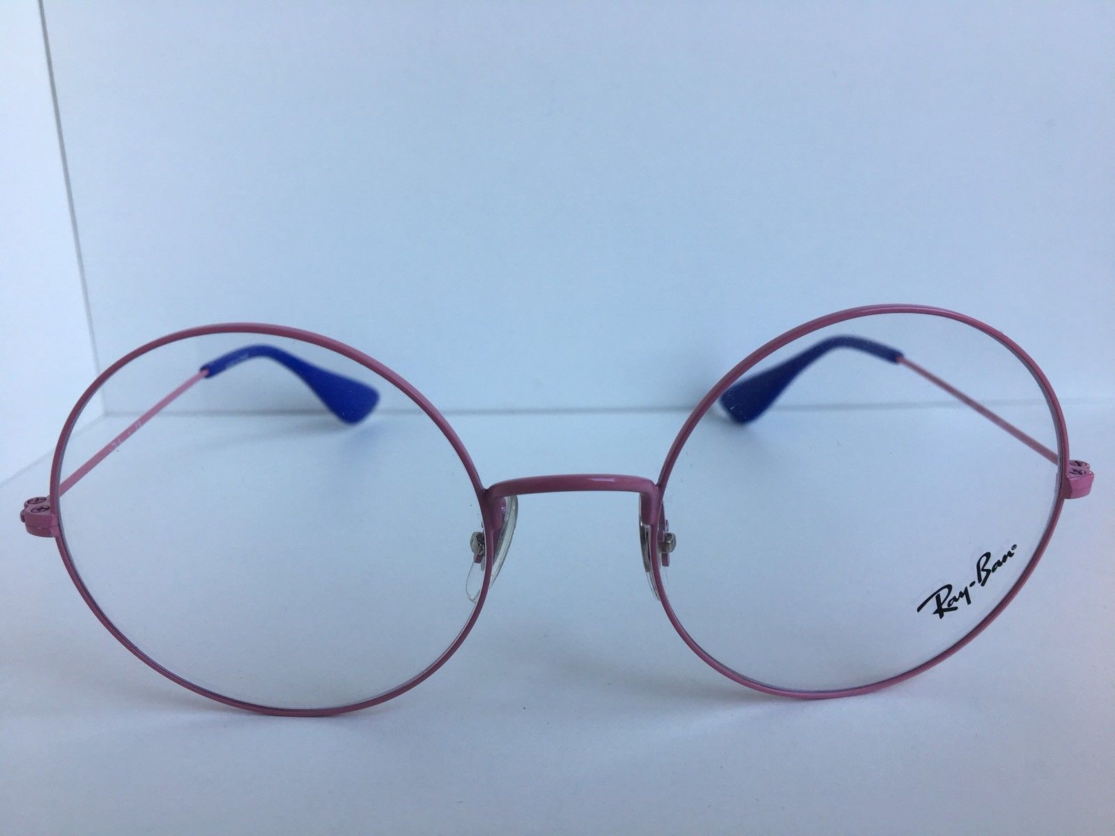 6e0d31703f New Ray-Ban RB 6382 2840 53mm Pink Round Women Eyeglasses Frame