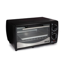 Better Chef 9 Liter Toaster Oven Broiler- Black With - $70.17
