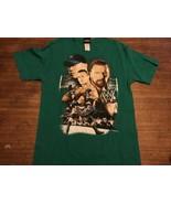 WWE T-shirt Green Cena Large  - $7.59