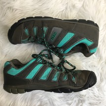 Keens Women's Lace Up Contour Arch CNX Hiking Athletic Sneakers Shoes Size 9.5 - $51.29