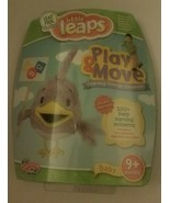 Leap Frog Baby Little Leaps Play & Move Learning Through Movement New Se... - $9.89
