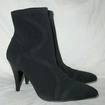 Carlos by Carlos Santana Makayla Knit Pointed Toe Bootie Boot Size 7 M NEW $89 - $45.54