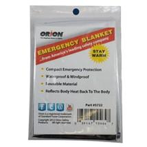Orion Emergency Blanket - $16.30