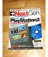 NextGen Playstation 2 launch PS2 April 2000 gaming magazine back issue - $4.49