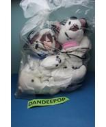 The Disney Store And Parks Mini Bean Bag Plush Lucky And Jewel 101 Dalma... - $14.84