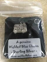 Welded Bliss London Bus Sterling Silver Charm - $20.85