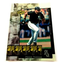 Frank Thomas 2000 Upper Deck Ionix Reciprocal Insert Card #R56 White Sox... - $2.92