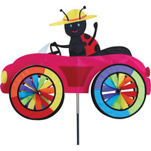Ladybug Fun Car Vehicle Staked Wind Spinner With Pole & Mount.24....... ... - $51.99