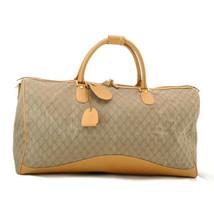 GUCCI GG Canvas Boston Bag Khaki Auth ar1522 **No Strap - $210.00
