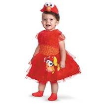 Frilly Elmo Costume - Small 2T - $29.93
