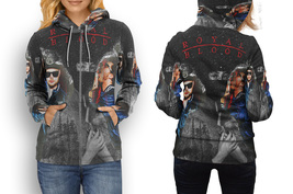 hoodie women zipper royal blood - $48.99+
