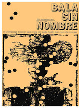 Bala sin nombre vintage Movie POSTER.Graphic Design. Wall Art Decoration... - $10.89+