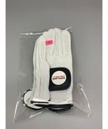 Kirkland Signature Leather Golf Glove w/Ball Marker 3-Pack Medium New - ... - $16.01