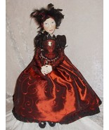 """The Boudoir Doll"" PDF Digital E-Pattern Download By Suzette Rugolo - $14.50"