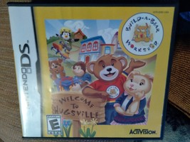 Nintendo DS Build-A-Bear Workshop: Welcome To Hugsville image 1