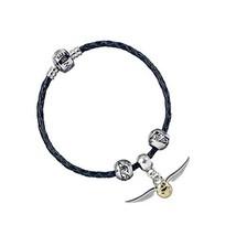 HARRY POTTER Quidditch Charm Bracelet - $28.49