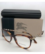 Nuovo Burberry Occhiali da Sole B 2255-q 3316 51-18 140 Tartaruga Frame ... - $149.57